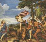 Dionysus meets Ariadne