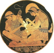 Achilles and Patroclus