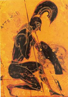 Ares, Greek God of War