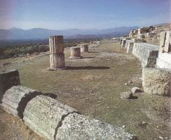 Sanctuary of Hera at Argos