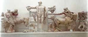 Battle of Centaurs