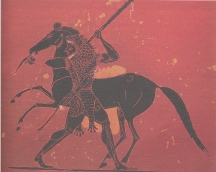 Labors of Hercules Nr. 7:Mares of Diomedes