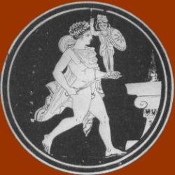 Diomedes taking the Palladium
