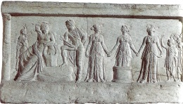 Gods and Nymphs