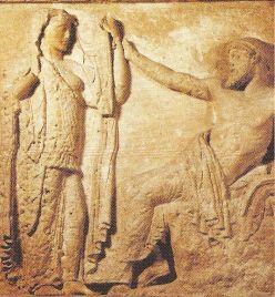 Hera bride of Zeus