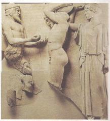 Labors of Hercules Nr. 11:Apples Of Hesperides