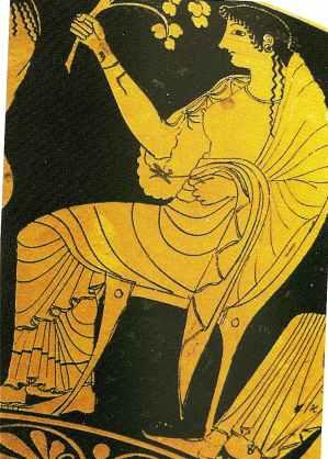 Hestia, the Greek Goddess of Hearth