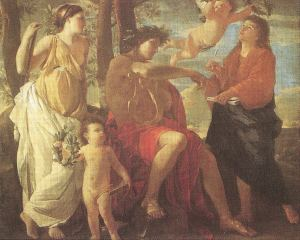 Apollo inspires young poet