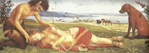 Death of Procrida