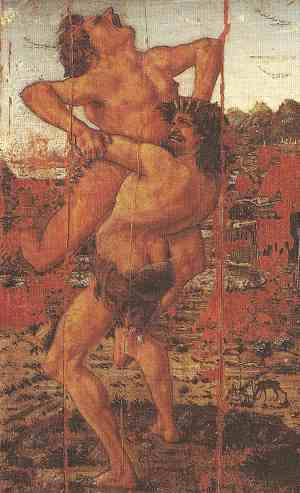 Ancient greek god paintings