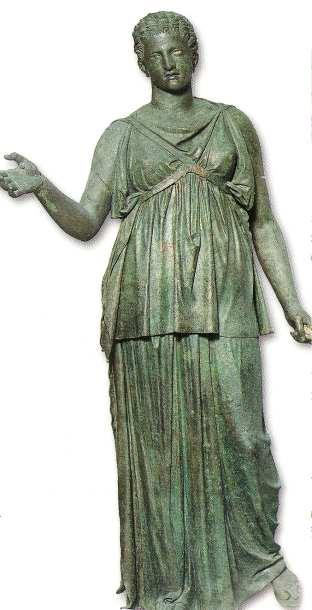 Artemis, Greek Goddess of Hunting