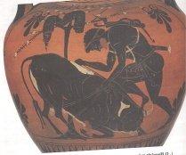 Labors of Hercules Nr. 8:Cretan Bull