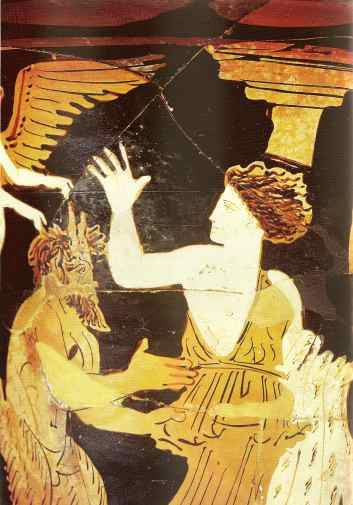 Dionysus, the Greek God of Wine