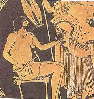 Hephaestus, Greek God of Fire
