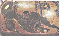 Labors of Hercules Nr. 1:Nemean Lion
