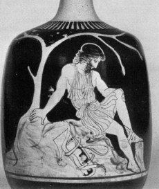 Philoctetes on Lemnos