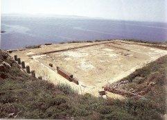 Shrine of Hephaestus on Lemnos