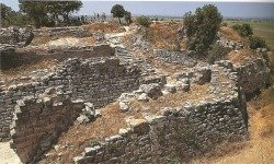 Excavations in Troy